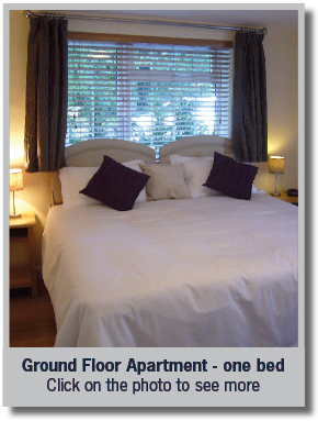 Grounf floor apartment near to Oxford