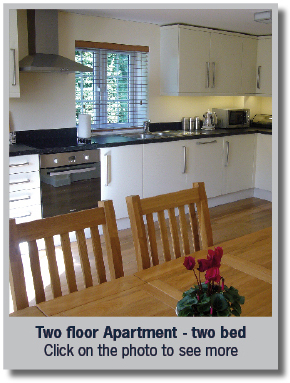 Two bedroom apartment near to Oxford