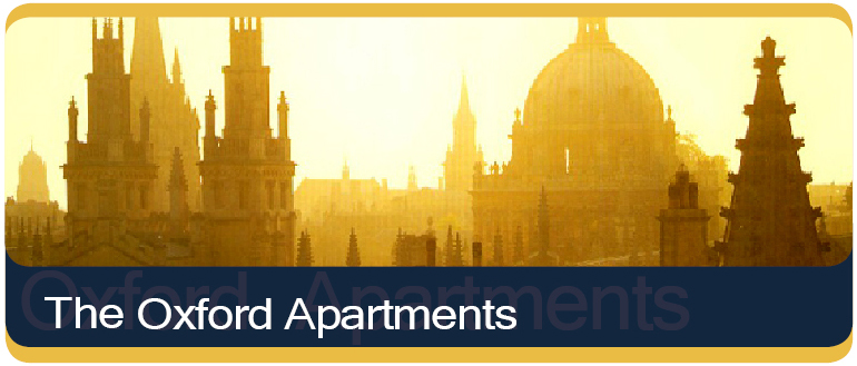 Two luxury apartments  near to Oxford